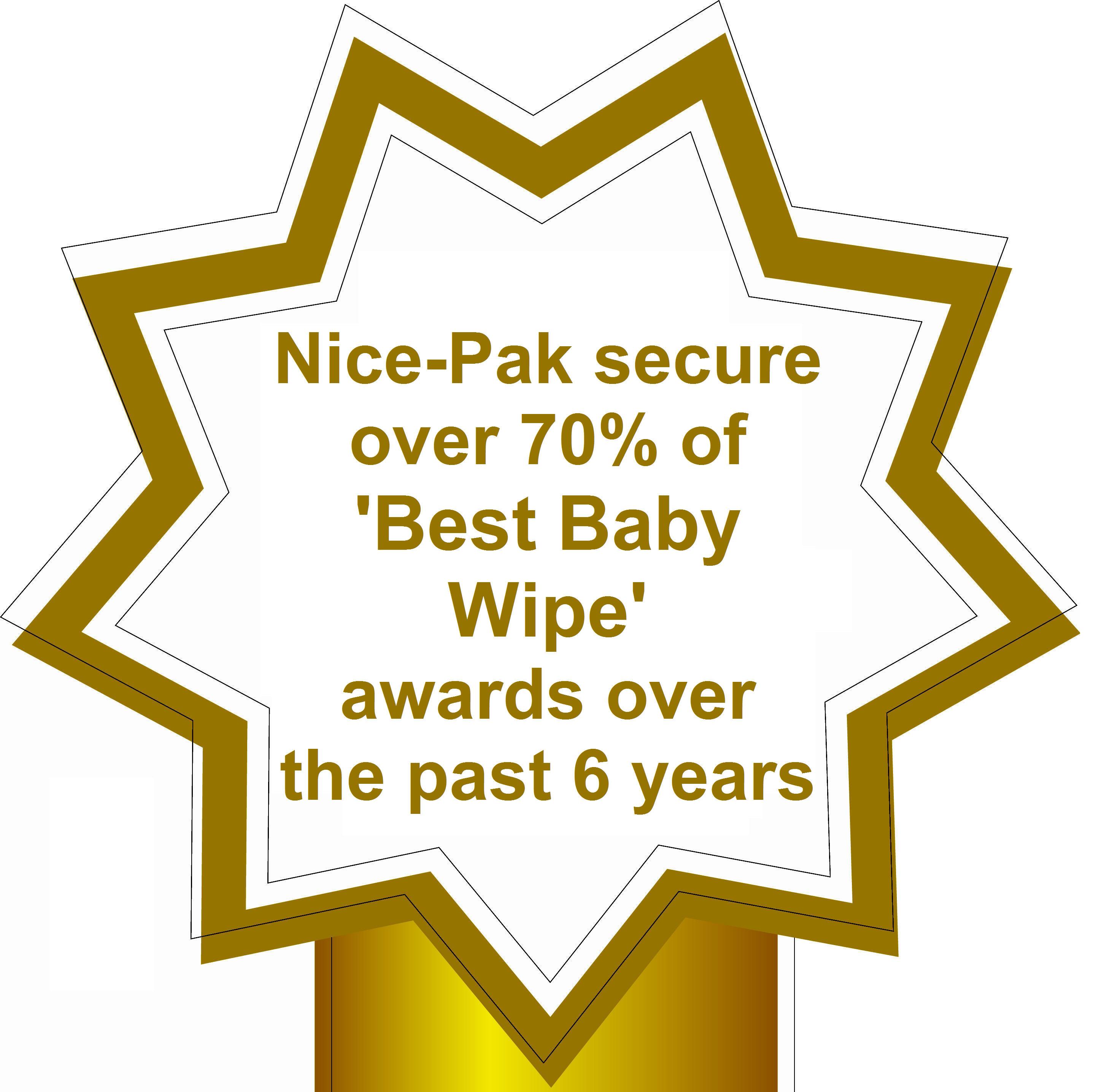Best baby wipe awards