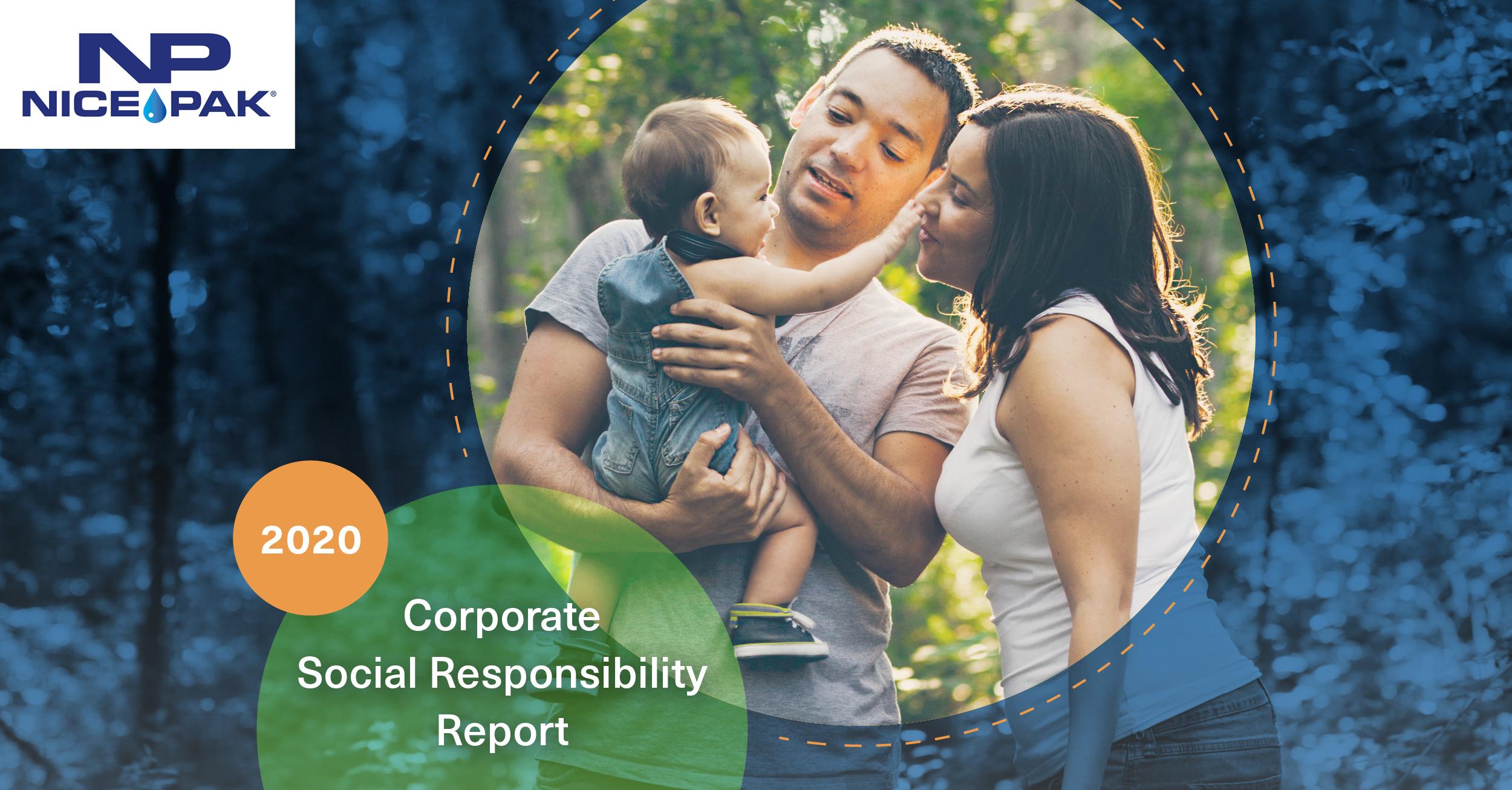 2020 Corporate Social Responsibility Report